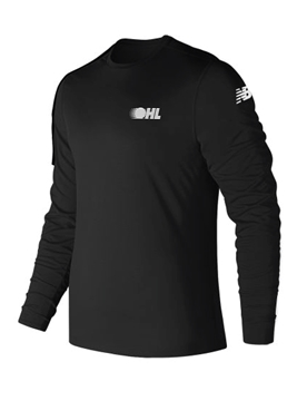 Picture of OHL New Balance Tech Long Sleeve