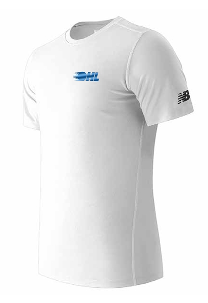 Picture of OHL New Balance Tech Short Sleeve (White)